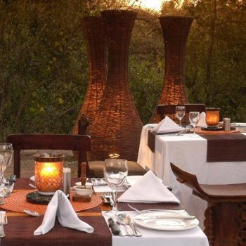 Sabi Sabi Little Bush Camp Accommodation Activities Dining