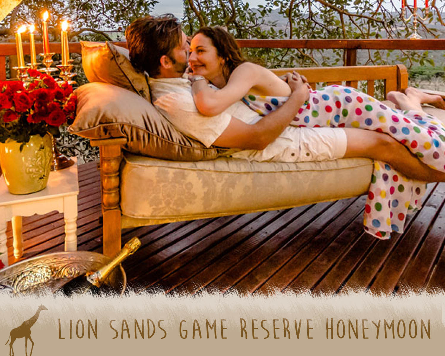 Lion Sands Game Reserve Honeymoon Featured Image