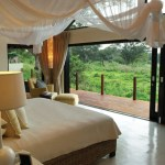 Lion Sands Game Reserve River Lodge Luxury Bedroom View