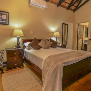 Nkorho Bush Lodge Accommodation Chalet Room