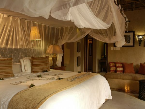 Simbambili Game Lodge Suite Interior