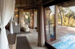 Leopard Hills Private Game Reserve Luxury Suite