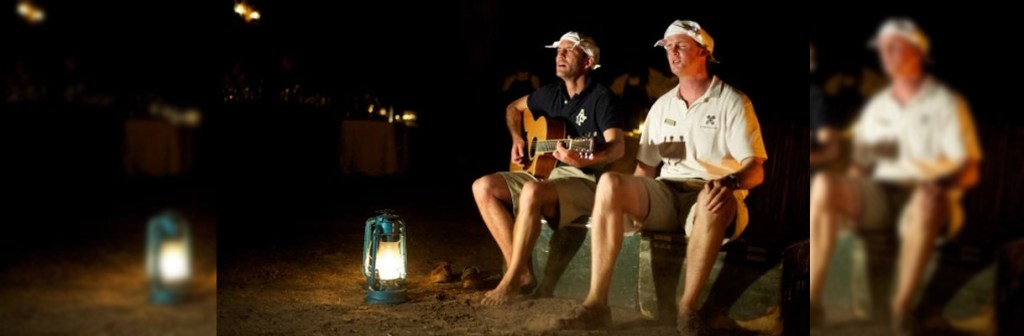 Londolozi Pioneer Camp Fire Light Songs