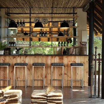Londolozi Tree Camp Accommodation Bar