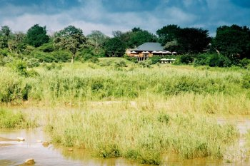 MalaMala Sable Camp Sand River View