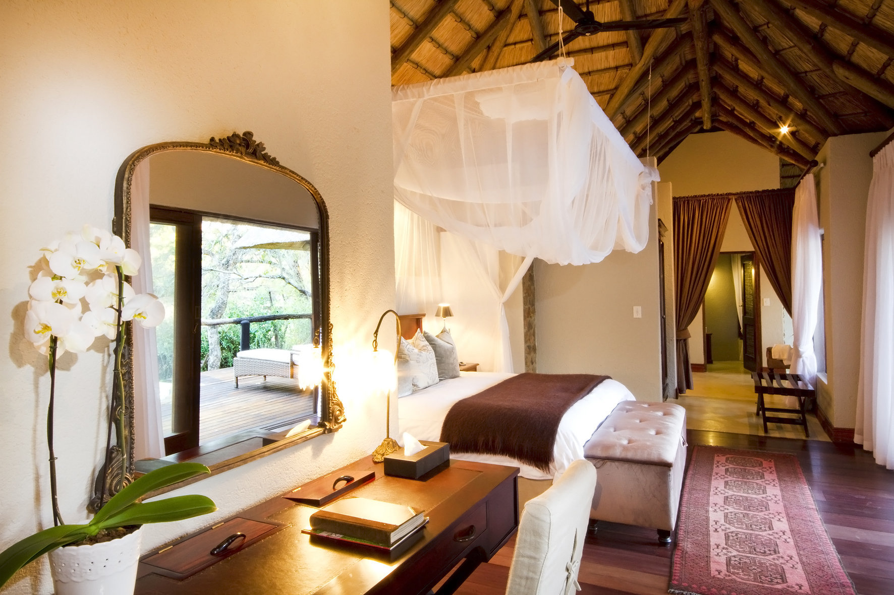 Dulini Lodge Bedroom