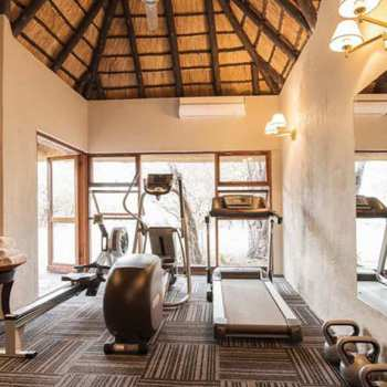 Dulini Lodge Workout Facilities