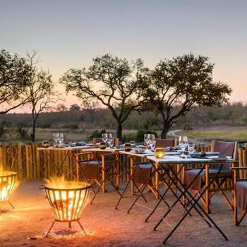 Singita Castleton Accommodation Activities Dinner