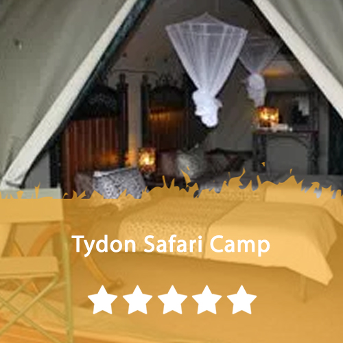 Tydon Safari Camp Featured Image