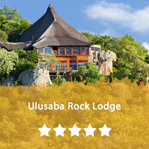 Ulusaba Rock Lodge Featured Image