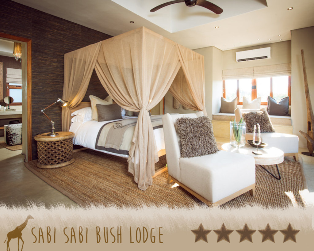 Sabi Sabi Bush Lodge Star Overview