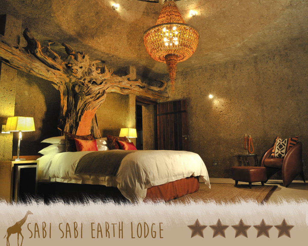 Sabi Sabi Earth Lodge Star Overview