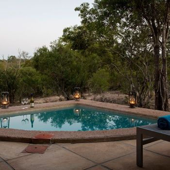 Arathusa Safari Lodge Private Luxury Pool