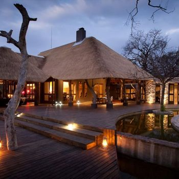 Chitwa Chitwa Private Game Lodge Exterior