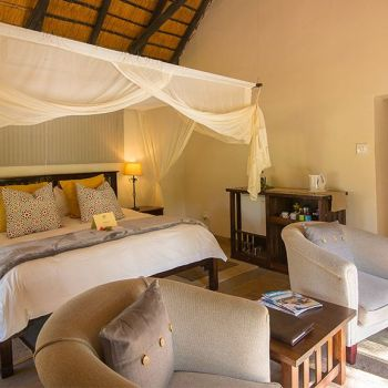 Inyati Game Lodge Standard Chalet