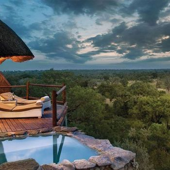 Sabi Sands Game Reserve Leopard Hills Lodge