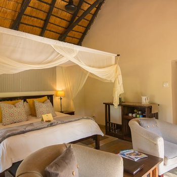 Sabi Sands Private Game Reserve 4 Star Accommodation Chalet