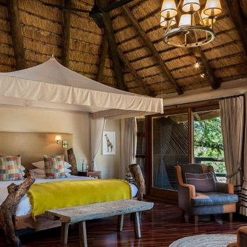 Ulusaba Safari Lodge Luxury Suite