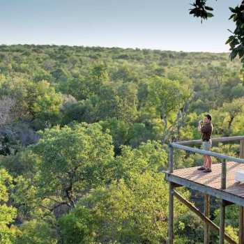 Leopard Hills Private Game Reserve Expansive Views