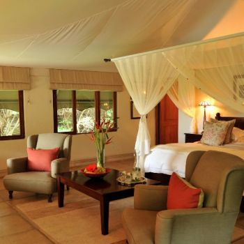 Savanna Private Game Lodge Room View