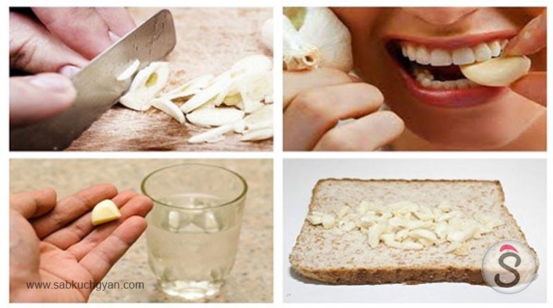Benefits of garlic, Health Benefits, Home Remedy of Garlic, Gharelu Nuskhe, Lehsun Khane ke fayde