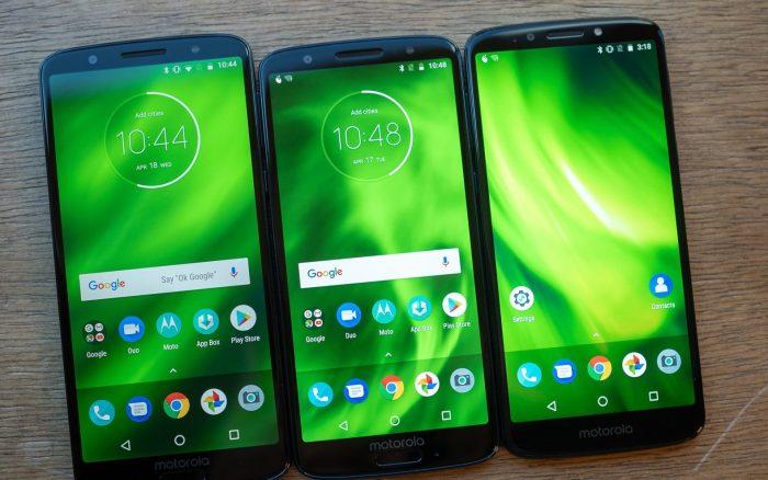 Smartphone of Moto G6 Series will revolutionize the month of June