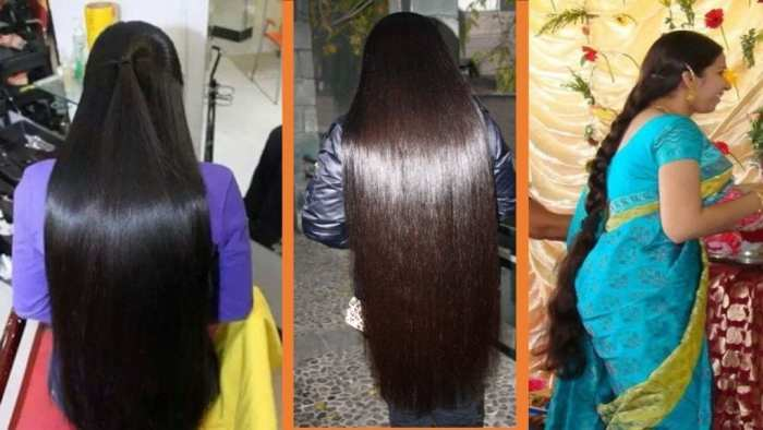 Easy ways to make hair 3 inches tall and thick