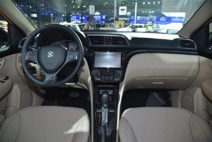Maruti Suzuki Ciaz Facelift can launch car on Diwali (2)