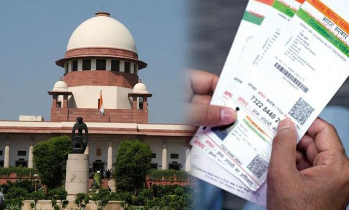 Supreme Court told Adhaar to be valid but at the same time fixed limits (4)
