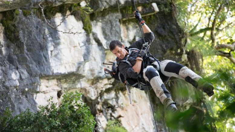 7 unheard of facts from BEAR GRYLLS