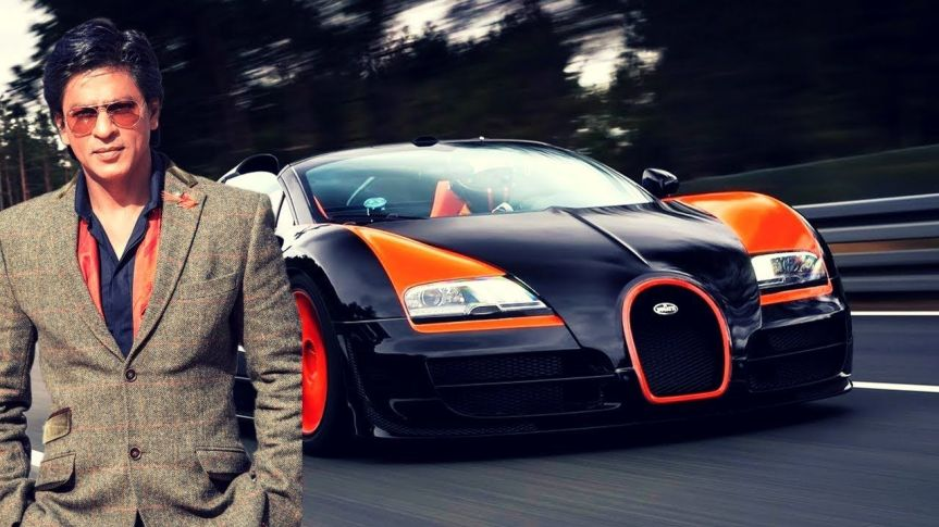 India's celebrities have the world's most expensive cars