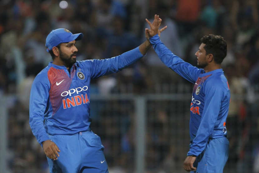 T20 Even after winning by 5 wickets from India and West Indies, this bowler is not happy with Rohit Sharma