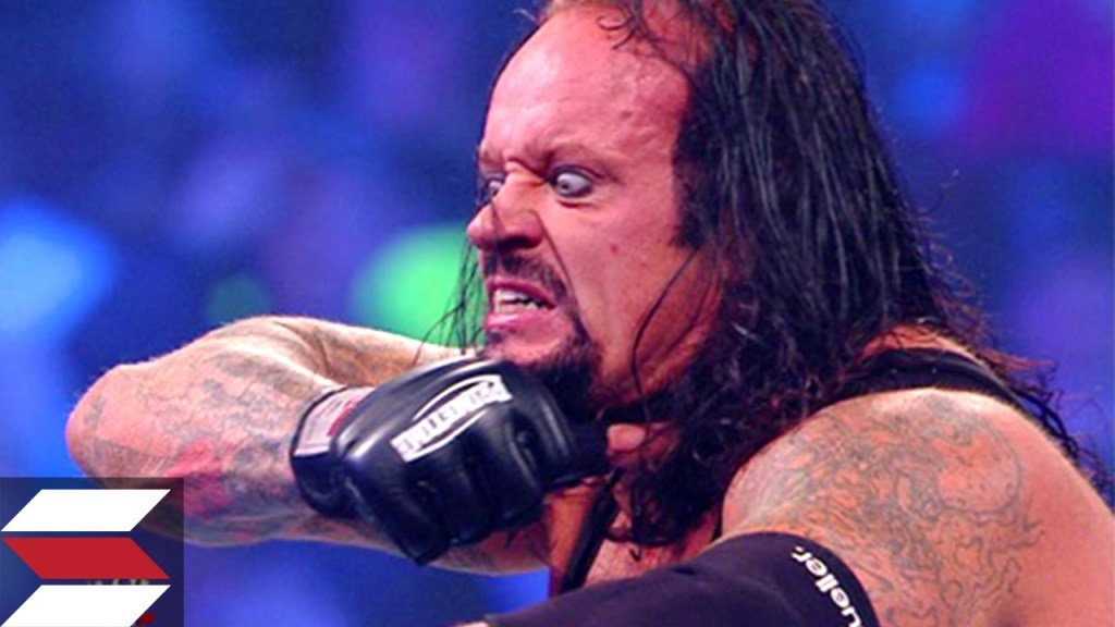 WWE Why have not the Undertaker and Goldberg ever been in any of these years