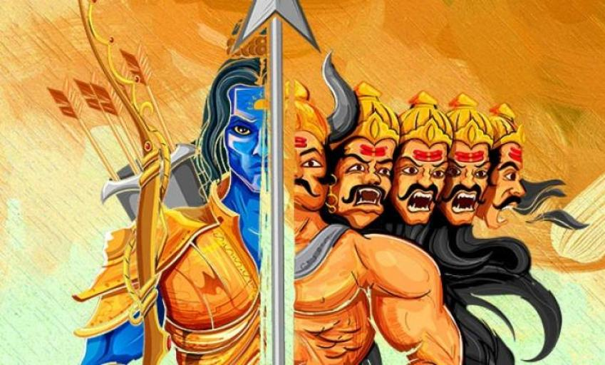 After making an arrow, Ravana told Laxman these three things - who would be surprised to know
