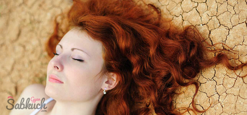 Wander in the winter and apply to life in lifeless hair. Hair Expert Jawed Habib's Treatment
