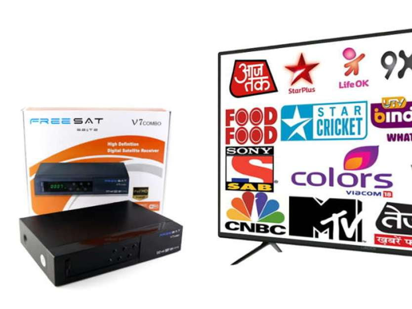 Play Life Life Time DTH Service- Also play Internet in one click