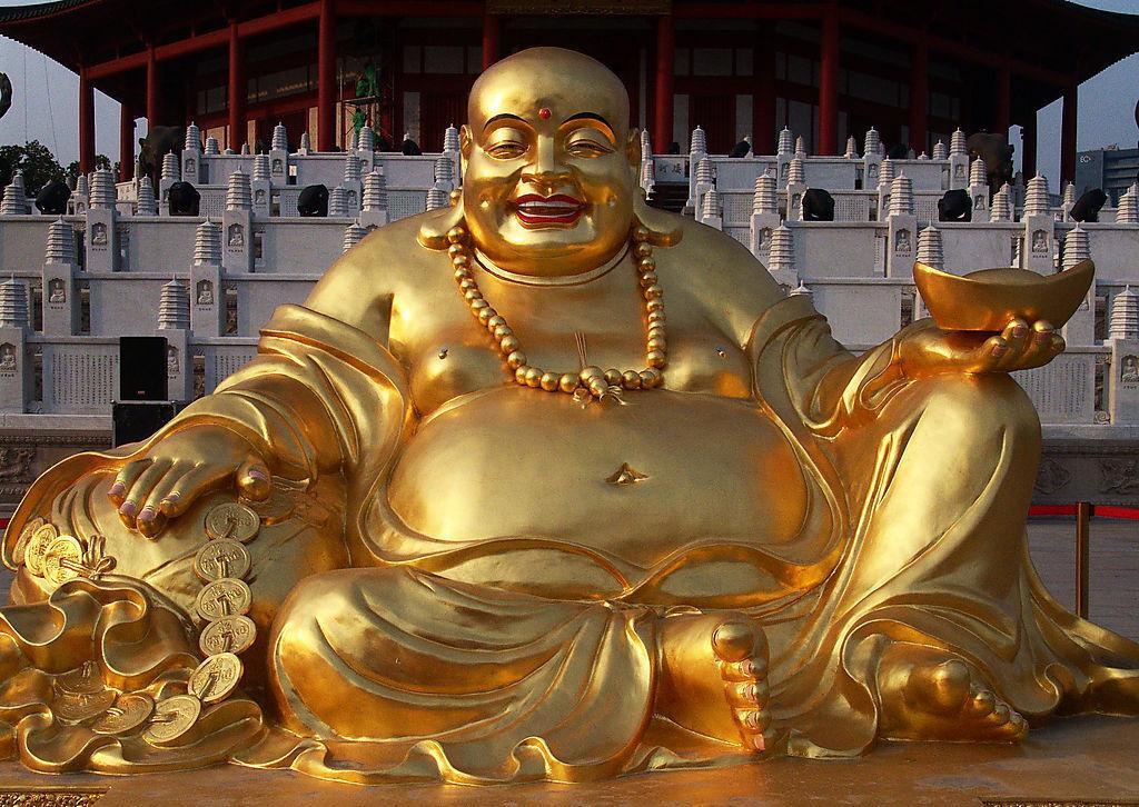 buddhism china