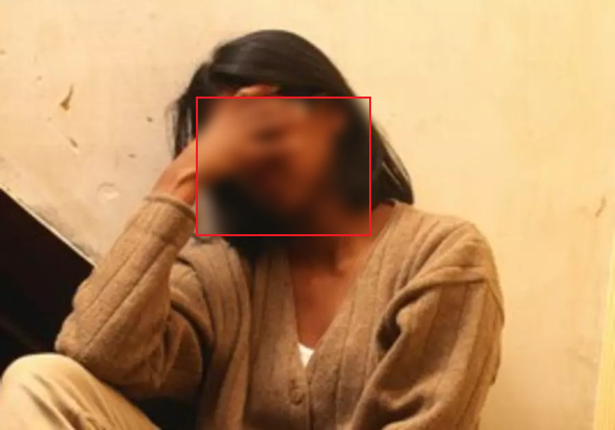 45-year-old woman could not do her lust, violated physical abuse with 12-year-old child