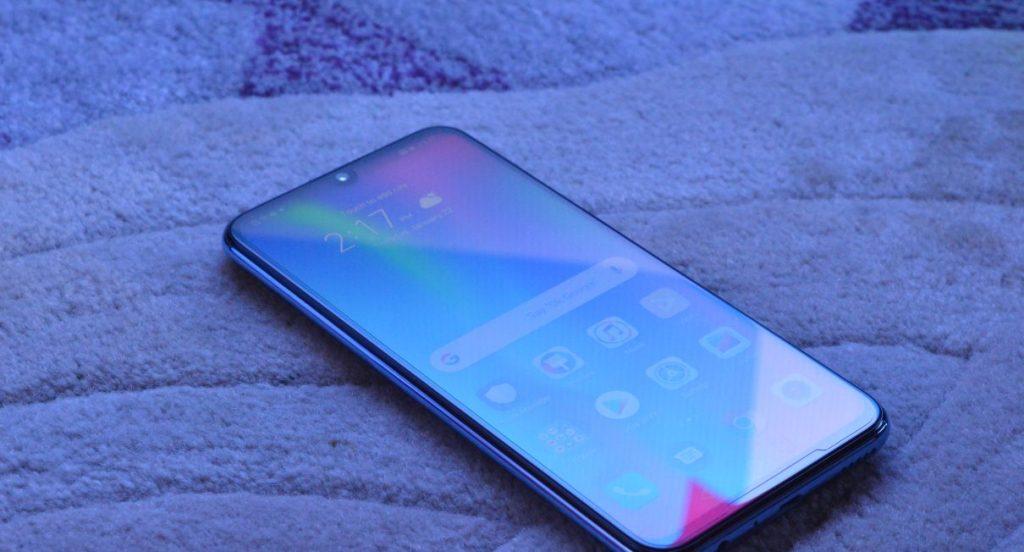 This beautiful phone of Honor 10 lite