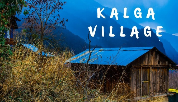 If you want to find peace in the hills then definitely go to Kulga Himachal Pradesh