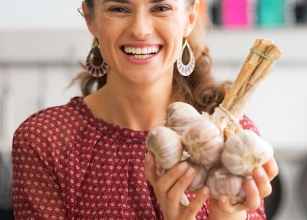 Only 3 days of eating a garlic, the benefits of these 5 things