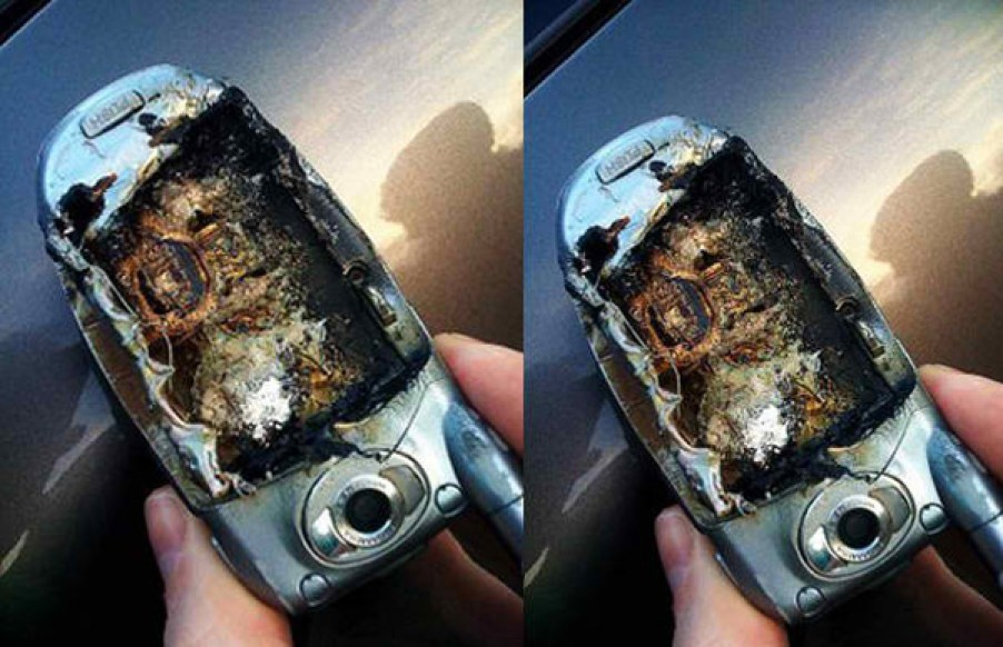 Never make a mobile charge. 3 mistakes, no phone can burst