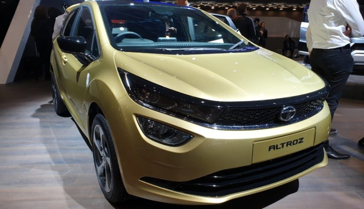 Tata Altroz spotted in near production-ready form, to be launched in mid-2019