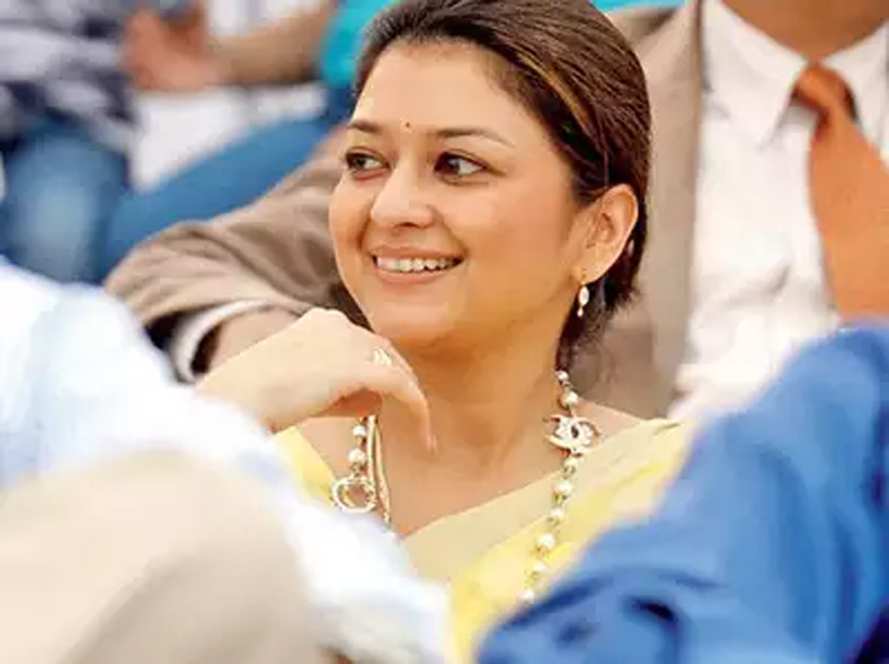 These women, including Priyadarshini Raje, can fight on behalf of Congress in Gwalior Chamble.