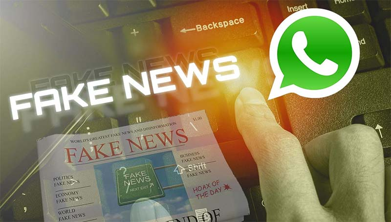 WhatsApp STOPPED FAKE NEWS WITH NEW CHANGE, HOW TO CHECK FAKE NEWS