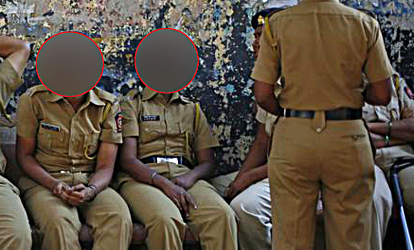 A shocking case from Maharashtra - rape of a young man with female constable
