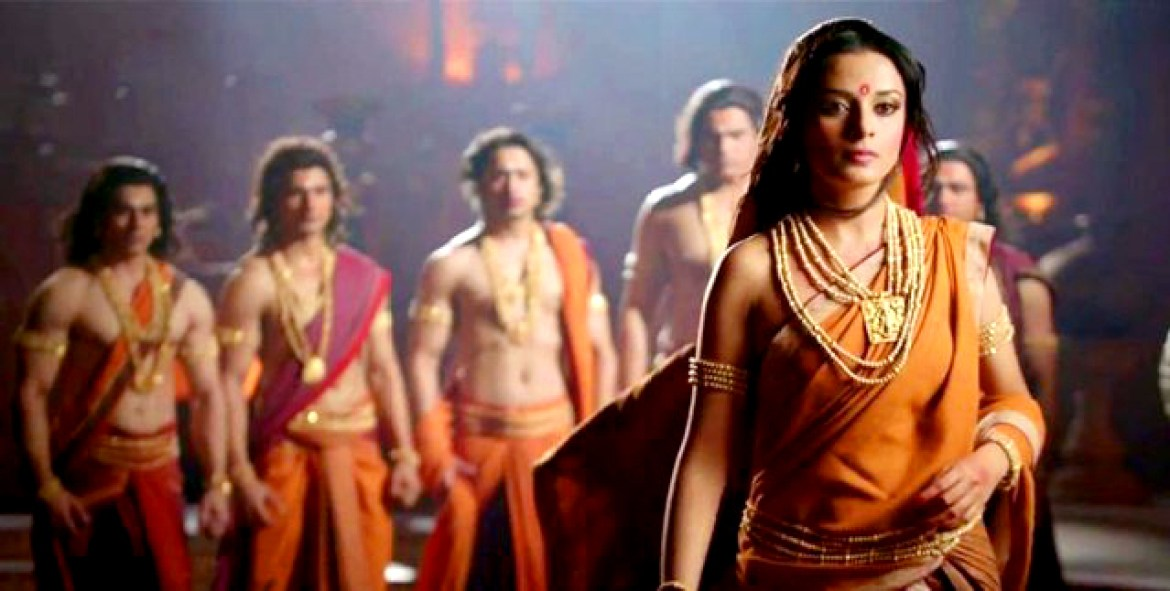 Due to Draupadi, these 3 causes of the Mahabharata war caused great cause