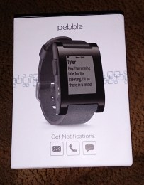 Pebble Box