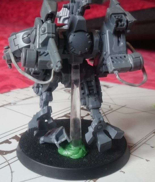 Sub-Commander Torchstar