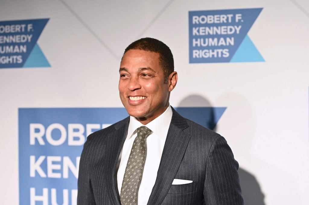 Don Lemon Biography: Nationality, Age, Career and Net worth